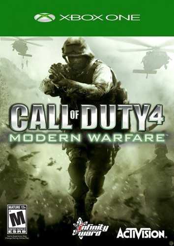 Modern Warfare 1 Xbox One Lea Descripción!!