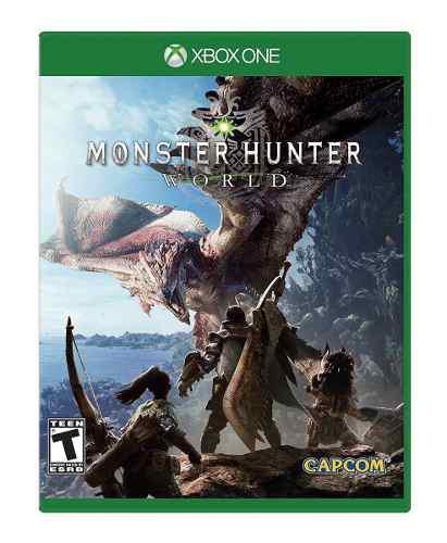 Monster Hunter World Para Xbox One En Wholegames !!!