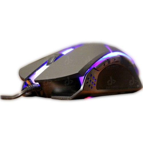 Mouse Gamer Eagle Warrior G13 Retroiluminado dpi