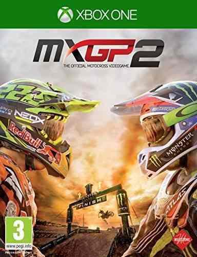 Mxgp 2: El Videojuego Oficial De Motocross (xbox One) (reino