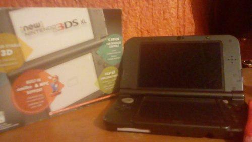 New Nintendo 3d Xl En Excelente Condicion