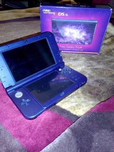 New Nintendo 3ds Galaxy Style