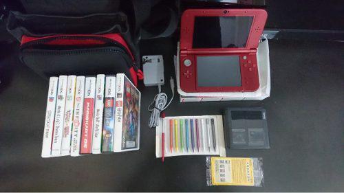 New Nintendo 3ds Xl (paquete Con Juegos)
