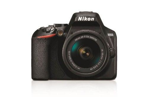 Nikon Cámara Dslr mm Negro Nuevo Sellado