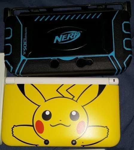Nintendo 3ds Xl + 15 Juegos