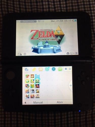 Nintendo 3ds Xl Rojo 13 Juegos Incluidos