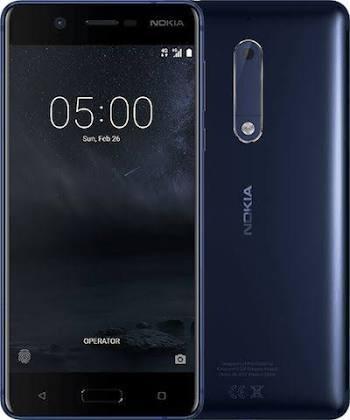 Nokia 5 Nuevo Movistar Con Protector De Goma Gratis