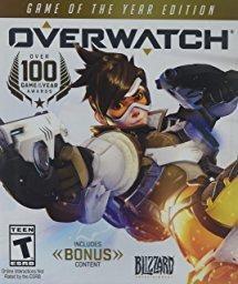 Overwatch - Edición Juego Del Año - Xbox One