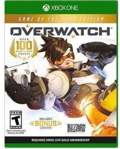 Overwatch - Edición Juego Del Año - Xbox Uno