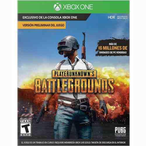Playerunknown´s Battlegrounds Xbox One Xbox
