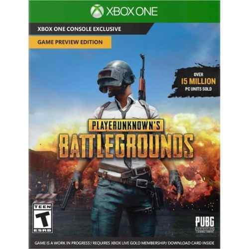 Playerunknown's Battlegrounds Xbox One (codigo)
