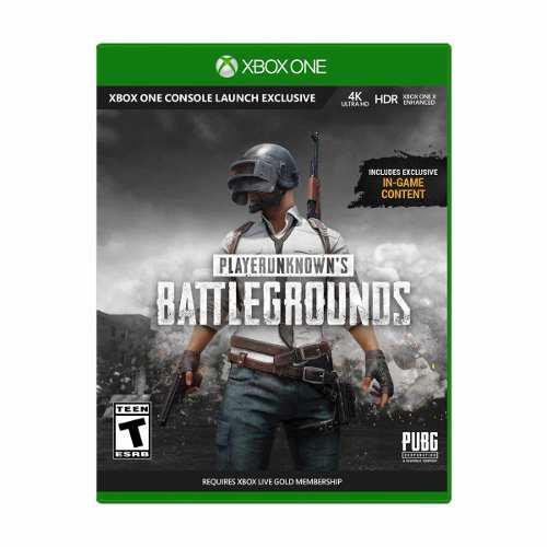 Playerunknown's Battlegrounds (pubg) Xbox One Código