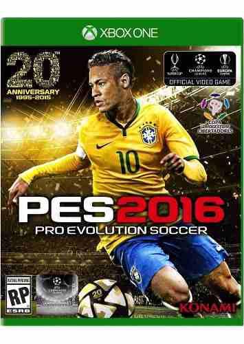 Pro Evolution Soccer 2016 Pes 2016 Xbox One