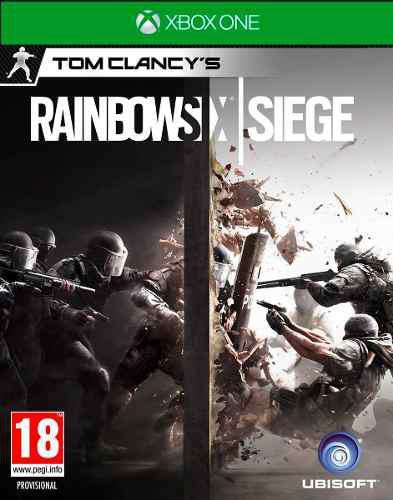 Rainbow Six Siege Para Xbox One Nuevo