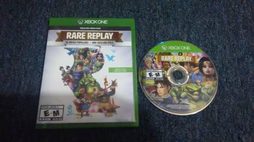 Rare Replay Para Xbox One Excelente Titulo Con Juegos Retro