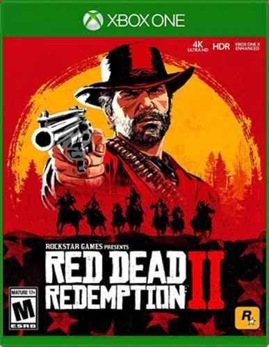 Red Dead Redemption 2 Para Xbox One Start Games.