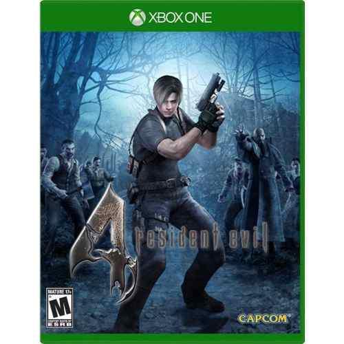 Resident Evil 4 Hd Para Xbox One En Wholegames !!!