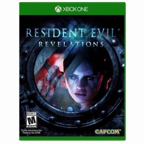 Resident Evil Revelations Para Xbox One En Wholegames