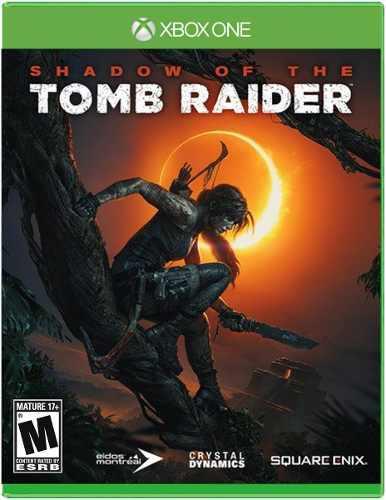 Shadow Of The Tomb Raider Para Xbox One En Wholegames!
