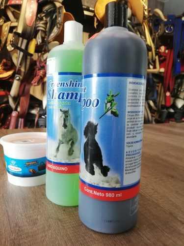 Shampoos Para Caballo Y Jabon Calabaza Envío Gratís