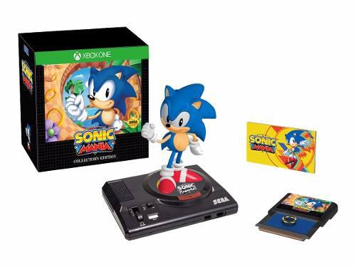 Sonic Mania Collector's Edition Para Xbox One En Wg