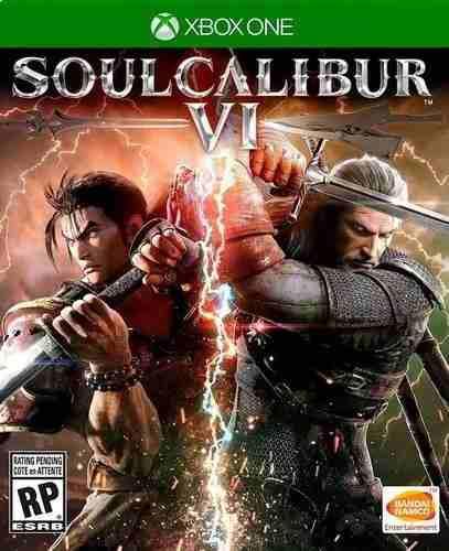 Soul Calibur 6 Xbox One Nuevo