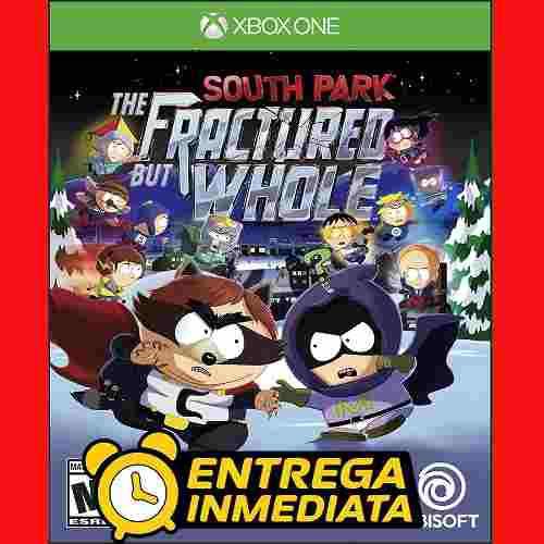 South Park 2 Retaguardia Peligro Xbox One Offline No Código