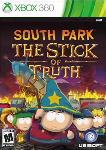 South Park Stick Of Truth Xbox One Y Xbox 360
