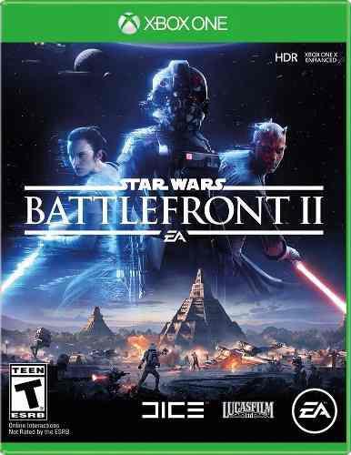 Star Wars Battlefront 2 Para Xbox One En Wholegames !!