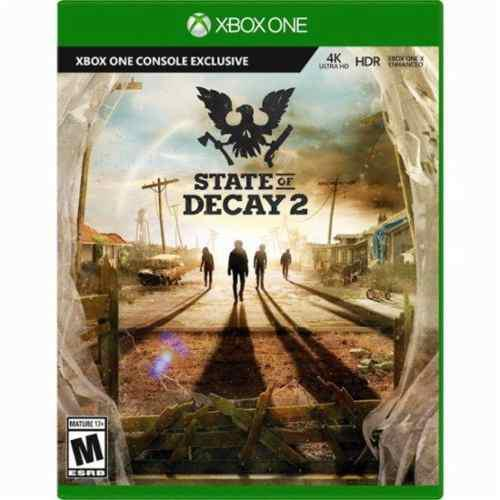 State Of Decay 2 Para Xbox One Original Nuevo En Game Star