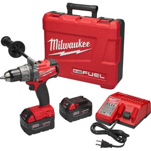 Taladro Milwaukee Inalambrico 18v Fuel  Milwaukee