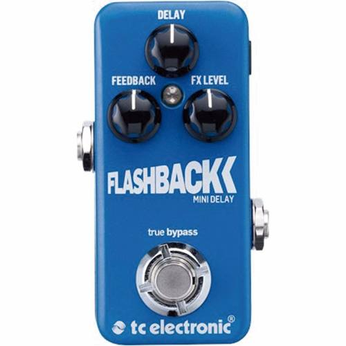 Tc Electronic Pedal Mini Flashback Delay True Bypass