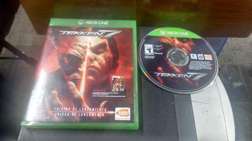Tekken 7 Completo Para Xbox One,excelente Titulo