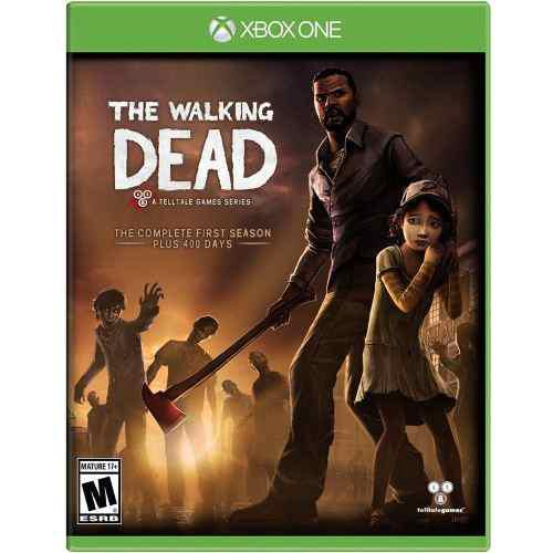 The Walking Dead: Season 1- Xbox One - Nuevo