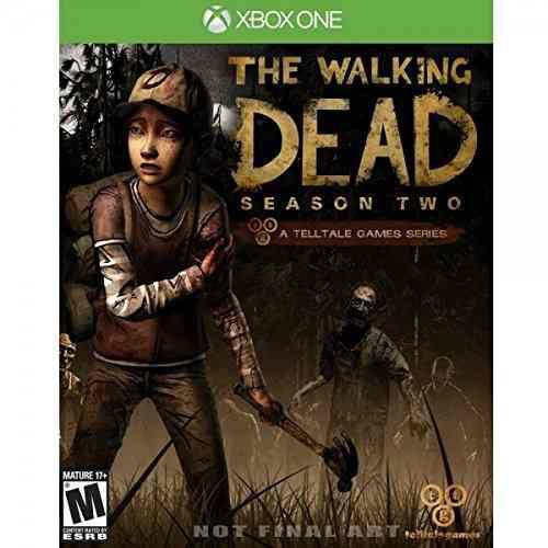 The Walking Dead: Season 2- Xbox One - Nuevo