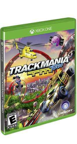 Trackmania Tm Turbo Para Xbox One En Whole Games !!!