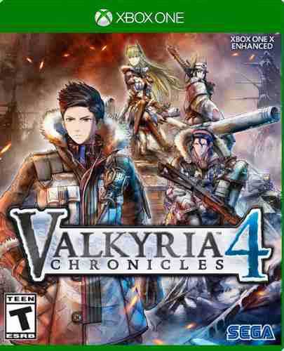 Valkyria Chronicles 4::.. Para X Box One En Sonic Game