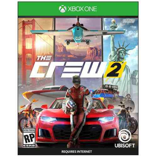Video Juego The Crew 2 Trilingual Standar Xbox One Gaming