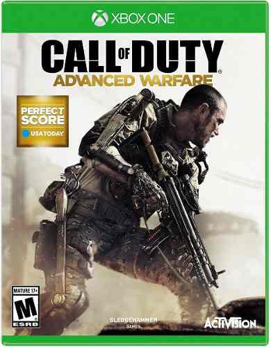 Videojuego Call Of Duty Advanced Warfare Xbox One Activision