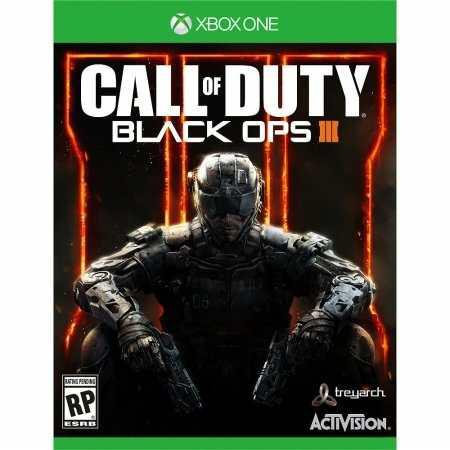 Videojuego Call Of Duty Black Ops 3 Xbox One Activision