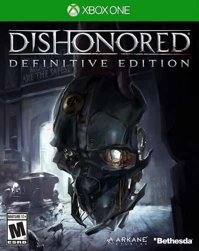 Videojuego Dishonored Definitive Edition Xbox One Bethesda
