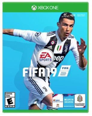 Videojuego Fifa 19 Xbox One