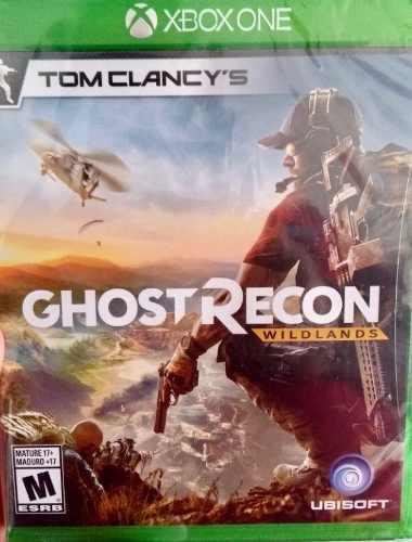 Videojuego Ghost Recon Wildlands Xbox One