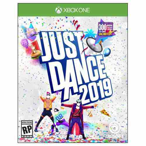 Videojuego Just Dance 2019 Para Xbox One Ubisoft
