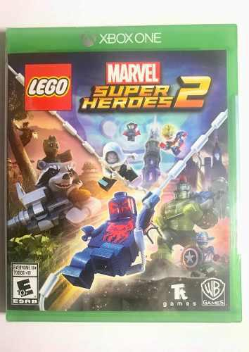 Videojuego Lego Marvel Super Heroes 2 Xbox One