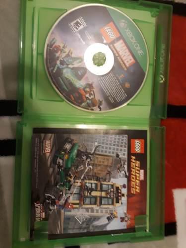 Videojuego Lego Marvel Super Heroes Xbox One