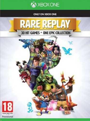 Videojuego Original Xbox One Rare Replay (código)