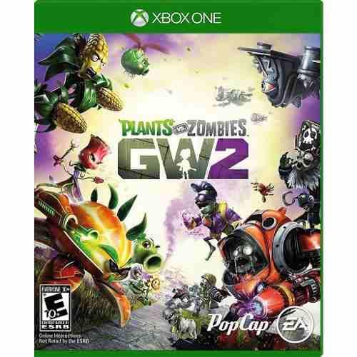 Videojuego Plant Vs Zombies Garden Warfare 2 Xbox One
