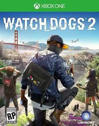 Watch Dogs 2 Xbox One Nuevo Y Sellado (en D3 Gamers)
