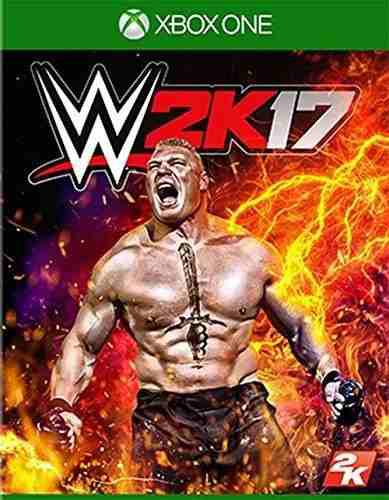 Wwe 2k17 Para Xbox One Nuevo Y Sellado (en D3 Gamers)